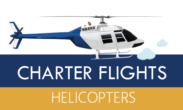 Charter Flights Helicopters