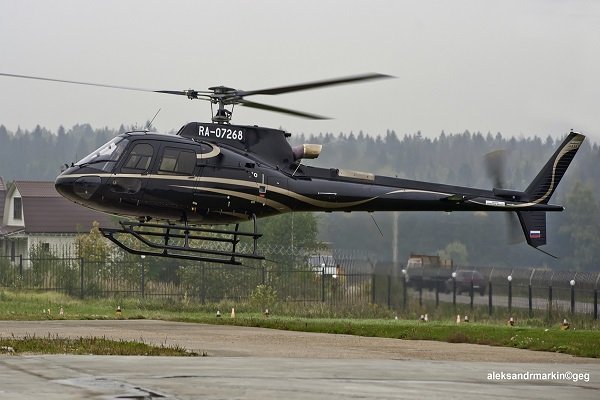 airbus helicopter as350 b3