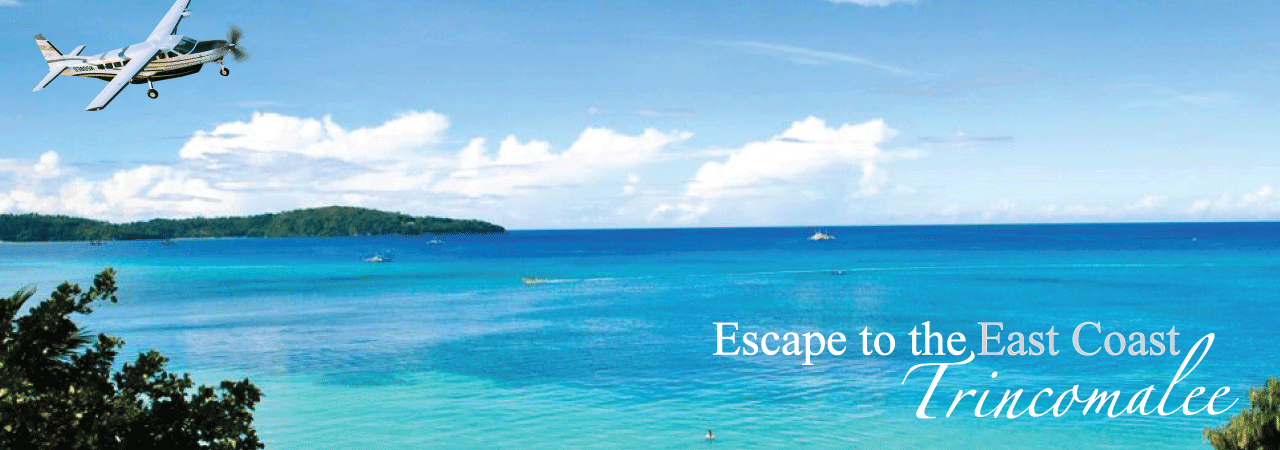 escape to the eastcoast trincomalee