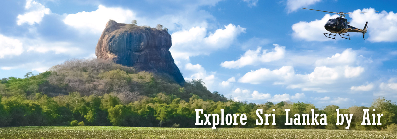 explore srilanka by air